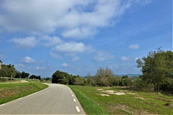 Project of road setting improvement in Lluçà