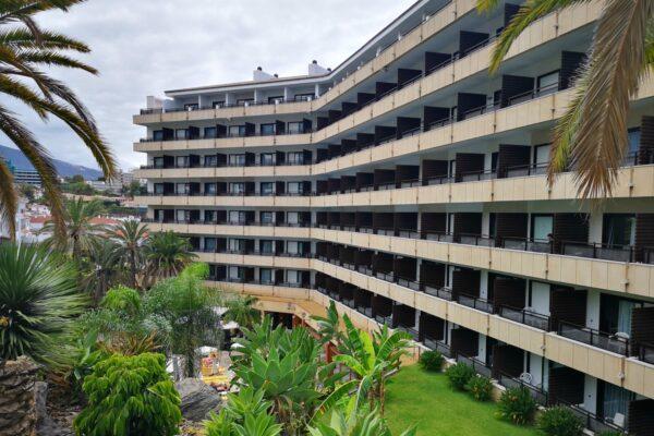 Due Diligence Técnica Hotel Puerto de la Cruz